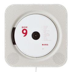 Naoto Fukasawa CD player for Muji