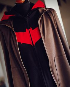 Custom Made DC Comics Superhero Hoodies