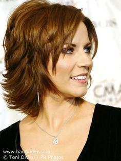 Hairstyle suggestions for women over 45! Images and Video Tutorials!