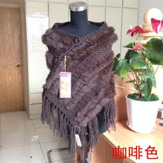 Spring wearing coat rabbit fur cape women's fur shawl all-match bride wedding formal dress free shipping