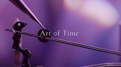 """https://www.facebook.com/JudgeAd/videos/1066520610109037/    セイコーホールディングスのグループスローガンをテーマにした、ブランド・ミュージックビデオです。 作曲:服部真二(セイコーCEO)/作詞:セイコー社員/うた:やくしまるえつこ ■""""Art of Time""""とは? 47種1200個のメカニカルウオッチパーツ(最小わずか0.7mm!)と時計職人の技術が織りなす「時間」の..."""