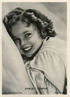 Child Star SHIRLEY TEMPLE (04/23/1928~02/10/2014)  _____________________________ Reposted by Dr. Veronica Lee, DNP (Depew/Buffalo, NY, US)
