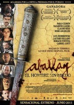 "Cine Argentino: proyectan la película ""Aballay"""