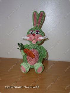 Квиллинг - Зверье мо Paper Quilling, Yoshi, 3 D, Dinosaur Stuffed Animal, Toys, Creative, Baby, Crafts, Animals