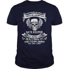 Awesome Tee GATE KEEPER Shirts & Tees