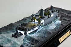 1/350 LPD-21 USS New York (Trumpeter)