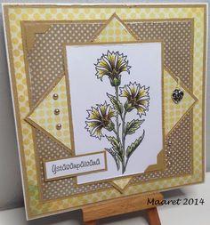 Chocolate Baroque - cornflower