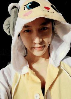 Lay weibo update 160319 Exol'uxion in Seoul (DOP) 160318 EXO wore Animal's customs Park Chanyeol, Exo Minseok, Yixing Exo, Chanyeol Baekhyun, Exo Ot12, Kim Jongdae, Chanbaek, Kaisoo, Lay Exo