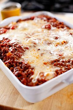 baked ziti from pioneer woman