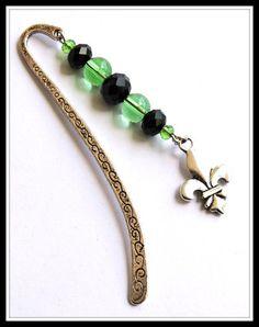 Greens Bookmark
