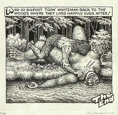 Photo by Janet Rolfer Robert Crumb, Fritz The Cat, Alternative Comics, Bigfoot, Medium Art, Erotic Art, Psychedelic, Comic Books, Sketches