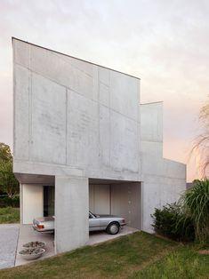 i.s.m. architecten, TDH House Grimbergen, Luis Díaz Díaz