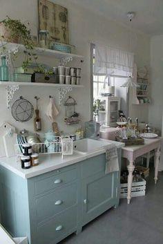 E questa cucina?