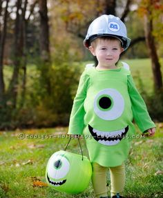 Mike Wazoski from Monsters, Inc