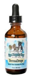 Topical formula provides soothing relief for hot spots, flea bites and dry skin. Antiseptic, antibacterial and anti-inflammatory oils of Neem, Karanja, Sesame, Olive, Jojoba, Coconut, Vitamin E, Lemongrass, Atlas Cedarwood and Lavender help deter infection and irritation without chemicals.   For Use On Dogs & Puppies. DO NOT USE ON CATS.