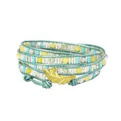 Sasa Seasons Spring 2016 Wrap Bracelet
