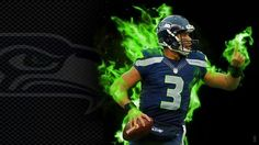 Find the best Seahawks Wallpaper and Screensavers on GetWallpapers. We have background pictures for you! Seahawks Vs 49ers, Wilson Seahawks, Seahawks Players, Nfl Seattle, Seattle Seahawks, Nfl Football, Football Helmets, Green Fire, Russell Wilson