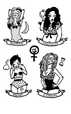 Although the fruit/body type stuff makes me a little crabby, I still adore this. From missfetus.tumblr.com