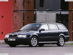 Skoda Octavia Combi L and K The Škoda Octavia is a medium family car introduced in 1996 by the car manufacturer Škoda. - 1996 to 2004 The first. Volkswagen Group, Shooting Brake, Skoda Fabia, Car Tuning, Mk1, Car Manufacturers, My Ride, Concept Cars, Ferrari