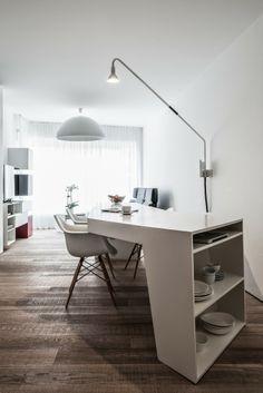Uma casa sem limites: loft adaptado para cadeirante ~ ARQUITETANDO IDEIAS