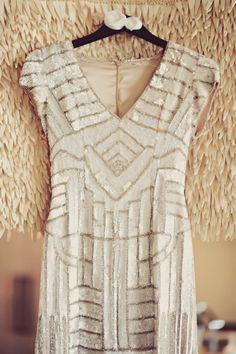 A wedding dress for a chic bride: http://www.stylemepretty.com/destination-weddings/2014/10/23/glam-destination-hawaii-wedding-at-andaz-maui-at-wailea/ | Photography: Tamiz - http://www.tamizphotography.com/