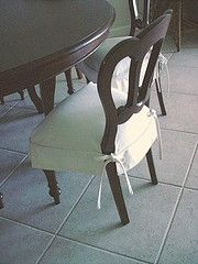 Dining Chair Slipcovers Dining Chair Seat Covers, Dining Chair Slipcovers, Black Dining Chairs, Dining Room Chairs, Kitchen Chair Cushions, Furniture Fix, Chair Makeover, Luxury Decor, Diy Chair
