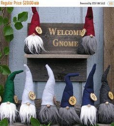 Hey, I found this really awesome Etsy listing at https://www.etsy.com/listing/254175656/gift-sale-gnomes-handcrafted-by-the