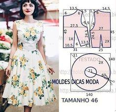 Моделируем платья