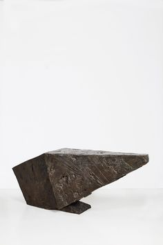 Console 1 Bronze 226 x 73 x 87 cm Edition of 12 Life Form, He Is Able, Bronze Sculpture, Console, Sculptures, Southern, Tables, Auction, Abstract