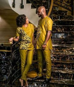 Items similar to Sets - African Bazin Riche Dashiki couple Set on Etsy Couples African Outfits, Couple Outfits, African Attire, African Dress, African Fabric, African Inspired Fashion, Latest African Fashion Dresses, African Print Fashion, Africa Fashion