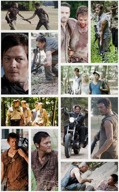 Daryl Dixion – The Walking Dead