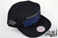 Toronto Snapback has a huge selection of Custom fitted, Snapbacks and Beanies hats from all major brands. Oklahoma City Thunder, Beanie Hats, Snapback, Toronto, Snapback Hats, Baseball Hat