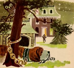 """""""Peter Pan"""" by Marcia Martin, illustrated by Beatrice Derwinski, 1952"""