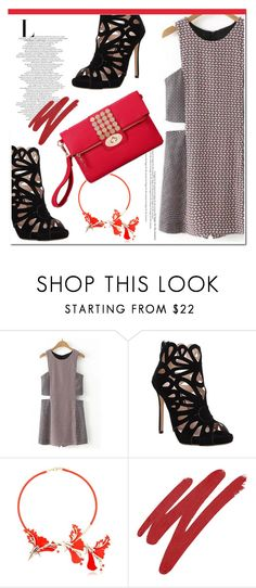 """""""#18"""" by aida-nurkovic ❤ liked on Polyvore featuring Ek Thongprasert and NARS Cosmetics"""