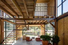 Gallery of RETOÑOS HOUSE / ESEcolectivo Arquitectos - 1