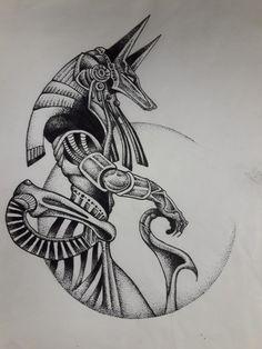 Egypt Tattoo Design, Tattoo Design Drawings, Tattoo Sleeve Designs, Tattoo Sketches, Sleeve Tattoos, Wolf Tattoos, Body Art Tattoos, Script Tattoos, Arabic Tattoos