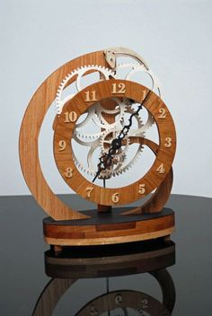 What I like most about this one is actually just the simple, lovely clarity of the clock face.: