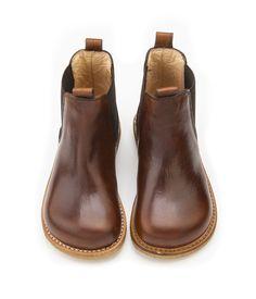 ANGULUS Chelsea boots B2192 | Cognac | Hop Like A Bunny