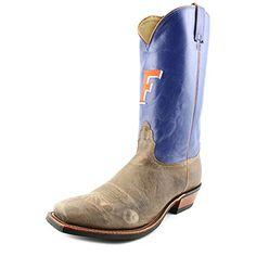 Nocona College Men's University Of Florida Cowboy Boot Square Toe