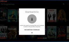 Netflix libera download de filmes e séries também no PC