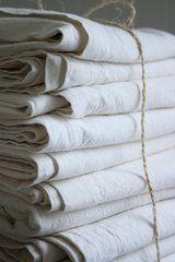 vintage linen sheets