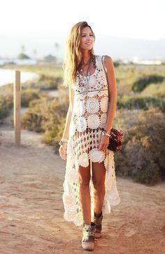 @BlackCoral4you by: Trendtation.com : look-Ana Vide IBIZA - SPAIN
