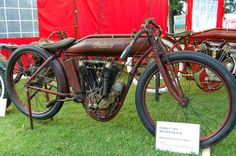 1915 Indian Board Track Racer