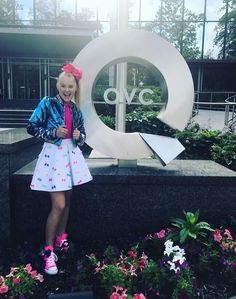 Today is the day ! JoJo is on QVC ! The link to her exclusive products is in my bio ! Jojo Fashion, Girl Fashion, Jojo Siwa Age, Marshmallow Costume, Dance Moms Season 5, Jojo Siwa Outfits, Good Attitude, Braids For Short Hair, Tween Girls
