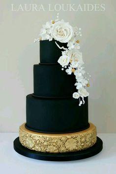 My wedding cake lol