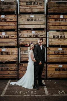This Perth wedding at Core Cider House features breathtakingly vibrant florals, a two-piece bridal gown, and relaxed Aussie vibes. Core Cider House, Rustic Bohemian Wedding, Marriage Day, Jewel Tone Wedding, Summer Wedding, Wedding Set, Wedding Things, Wedding Bride, Wedding Stuff
