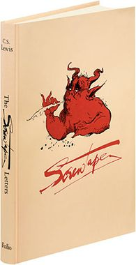 screwtape-letters. Love Pappas illustrations in this book.
