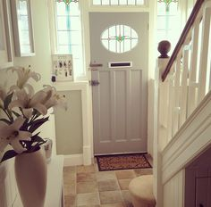 The Home That Made Me: Home Tour - Hallway & Landing