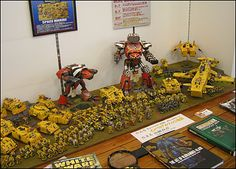 Imperial Fist Army