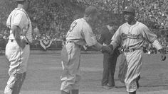 George Shuba, best known for offering a historic congratulatory handshake to Jackie Robinson while they played in the minor leagues